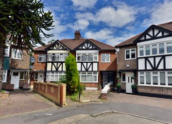 Thumbnail 3 bed semi-detached house for sale in Markmanor Avenue, London