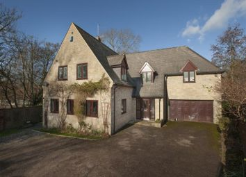 Thumbnail 7 bed detached house for sale in Church Road, Trull, Taunton