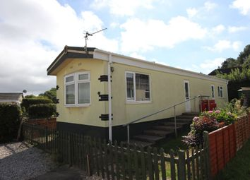 Thumbnail 2 bedroom mobile/park home for sale in Edginswell Lane, Torquay