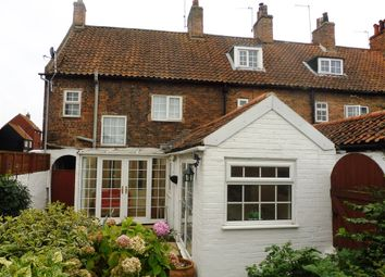 Thumbnail 4 bed town house for sale in Walkergate, Beverley