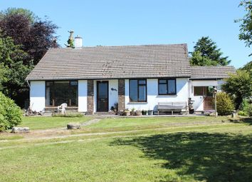 Thumbnail 3 bed bungalow for sale in Truro Road, Sticker, St. Austell