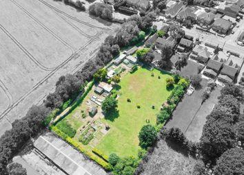 Thumbnail Land for sale in Noak Hill Road, Billericay