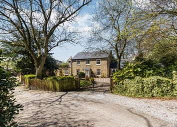 Thumbnail 5 bedroom detached house for sale in Park Mews, Sutton-In-Ashfield, Nottinghamshire