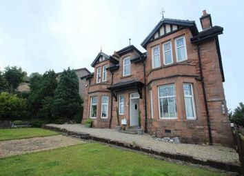 Thumbnail 3 bed flat for sale in Aitchison Street, Airdrie, North Lanarkshire