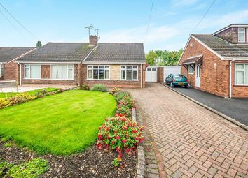 Thumbnail 3 bed bungalow for sale in Johnson Avenue, Wednesfield, Wolverhampton
