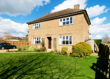 Thumbnail 3 bed farmhouse to rent in Laxton Road, Bulwick, Corby, Northamptonshire