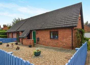 Thumbnail 2 bed detached bungalow for sale in Thrupp Close, Castlethorpe, Milton Keynes