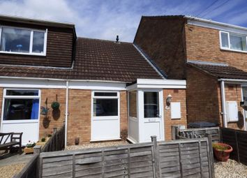 Thumbnail 1 bed terraced house for sale in Barrow Close, Quedgeley, Gloucester