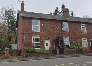 Thumbnail 3 bed terraced house to rent in Wilmslow Rd, Heald Green