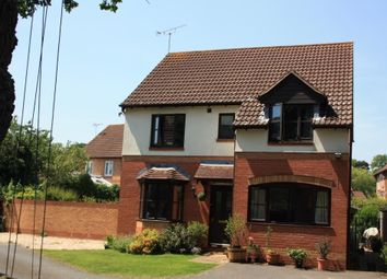 Thumbnail 4 bed detached house for sale in Otter Reach, Newton Poppleford, Sidmouth