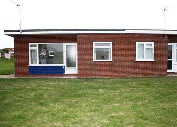 Thumbnail 2 bed bungalow for sale in Coast Road, Walcott, Norwich