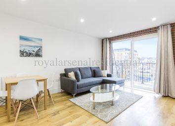 Thumbnail 2 bed flat to rent in Warehouse Court, Major Draper Street, Royal Arsenal