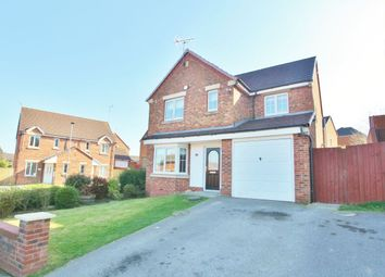 Thumbnail 3 bed detached house for sale in Tomlinson Road, Elsecar, Barnsley