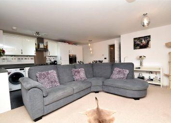 Thumbnail 2 bedroom flat for sale in Brunel House, Stone House Lane, Victoria Park, Dartford Kent