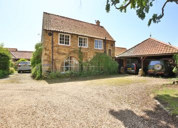 Thumbnail 4 bed detached house for sale in Church Lane, Caythorpe, Grantham