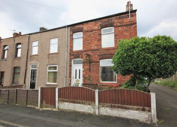 Thumbnail 3 bed terraced house to rent in Victoria Road, Platt Bridge, Wigan