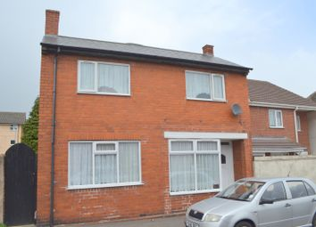 Thumbnail 3 bed detached house for sale in Crossgate Road, Dudley