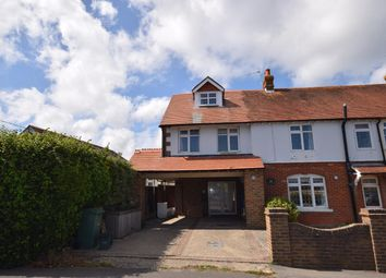 Thumbnail 5 bed semi-detached house for sale in Howgate Road, Bembridge