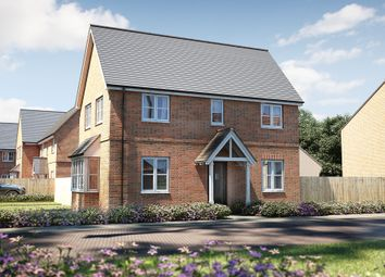 "Thumbnail 3 bed semi-detached house for sale in ""The Staunton"" at Omega Boulevard, Warrington"