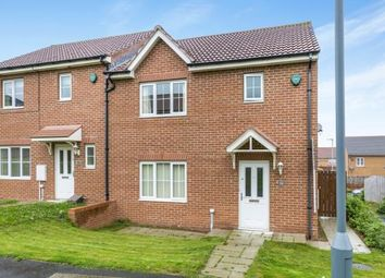Thumbnail 3 bed semi-detached house for sale in Twizell Burn Walk, Pelton Fell, Chester Le Street, County Durham