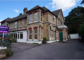 Thumbnail 2 bed flat for sale in 47 Alumhurst Road, Bournemouth