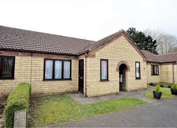 Thumbnail 1 bed terraced bungalow for sale in Pullman Close, Metheringham