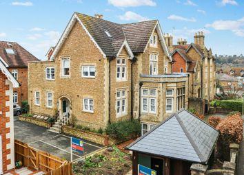 Croft Road, Godalming, Surrey GU7. 2 bed flat for sale
