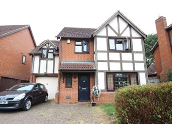 4 bed detached house for sale in Berkshire Green, Shenley Brook End, Milton Keynes MK5