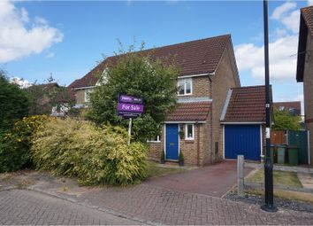 Thumbnail 3 bed semi-detached house for sale in Bignor Close, Horsham