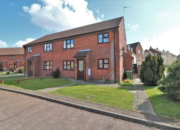 Thumbnail 2 bed flat for sale in Thorp Court, Dereham