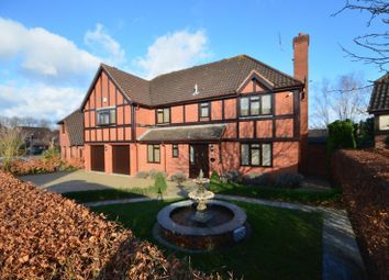 Thumbnail 5 bed detached house for sale in Padgate, Thorpe End, Norwich