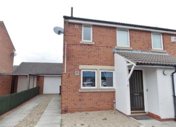 Thumbnail 3 bedroom semi-detached house for sale in Howard Court, Middlesbrough
