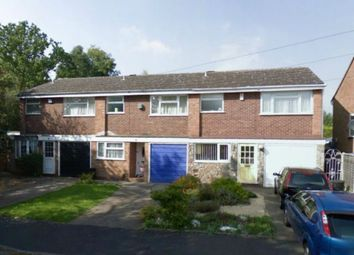 Thumbnail 3 bed terraced house to rent in Hilary Drive, Sutton Coldfield