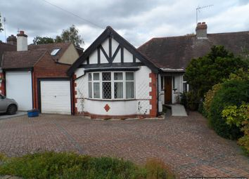 Thumbnail 3 bed semi-detached bungalow for sale in Oakroyd Avenue, Potters Bar, Hertfordshire