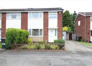 Thumbnail 3 bed property for sale in Wilton Gardens, Manchester
