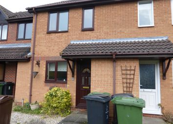 Thumbnail 2 bedroom terraced house to rent in Ellison Close, Attleborough