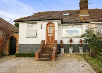 Thumbnail 4 bed bungalow for sale in Summerdale Road, Hove