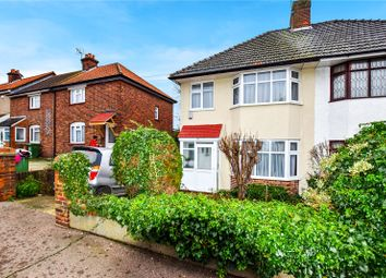 Thumbnail 3 bed semi-detached house for sale in Highland Road, Bexleyheath, Kent