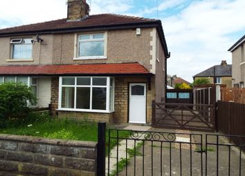 Thumbnail 3 bed property to rent in Claremont Road, Shipley