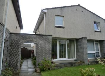 Thumbnail 2 bed semi-detached house to rent in Affleck Court, Craigievar Wynd, East Craigs, Edinburgh