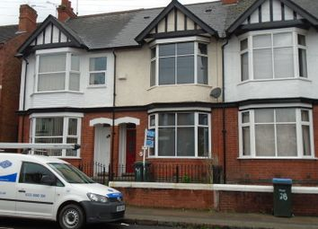 Thumbnail 4 bed terraced house to rent in Albany Road, Earlsdon Coventry