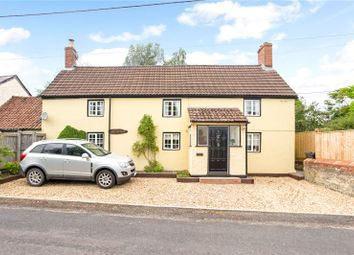 Thumbnail 4 bed link-detached house for sale in Crockerton, Warminster, Wiltshire