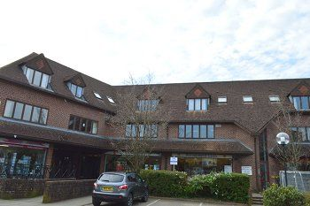 Thumbnail 2 bed flat to rent in Laura House, Jengers Mead, Billingshurst