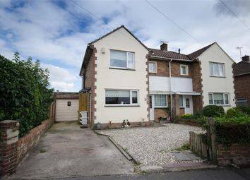 Thumbnail 3 bed semi-detached house for sale in Bourne Close, Winterbourne, Bristol