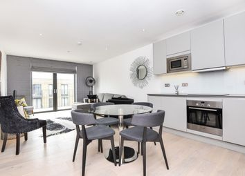 Thumbnail 1 bed flat for sale in Cobalt Place, Battersea