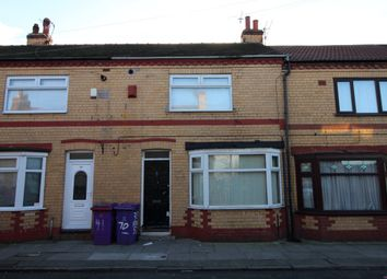Thumbnail 3 bed terraced house for sale in Sedley Street, Anfield