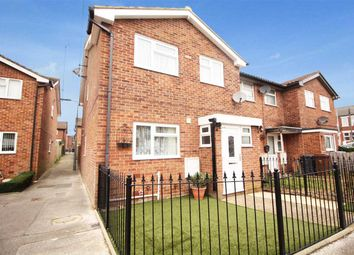 Thumbnail 4 bedroom end terrace house for sale in Spinner Close, Ipswich