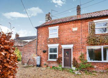 Thumbnail 2 bedroom property for sale in Chapel Lane, Sculthorpe, Fakenham