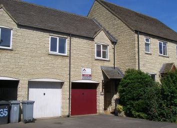 Thumbnail 2 bed terraced house to rent in Eton Close, Witney