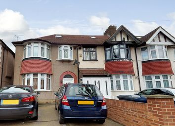 Thumbnail 3 bed semi-detached house for sale in Currey Road, Greenford